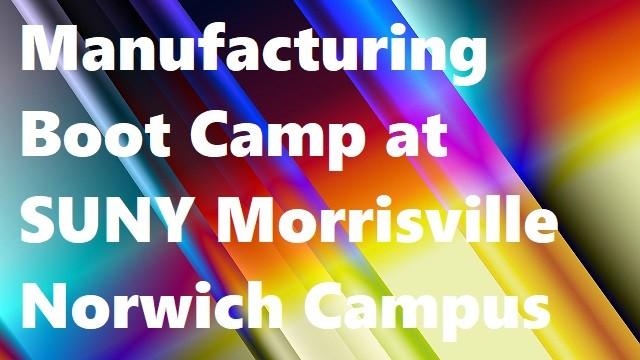 ManufacturingBoocamp